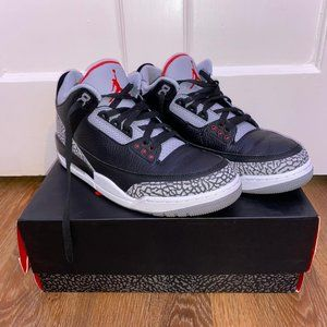 Jordan 3 Retro Black Cement